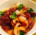 boeuf bourguignon deliciousness