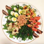 my take on salade nicoise